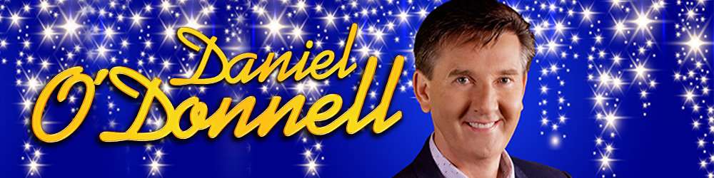 Daniel Odonnell The Ticket Store theticketstore.co.uk